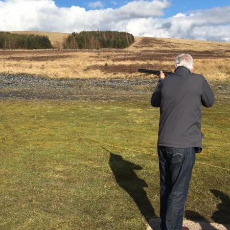 Clay Pigeon Shooting Midcalder, West Lothian