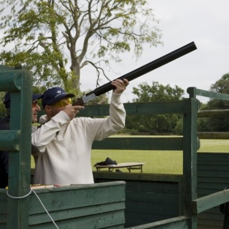 Clay Pigeon Shooting Oakley, Hampshire