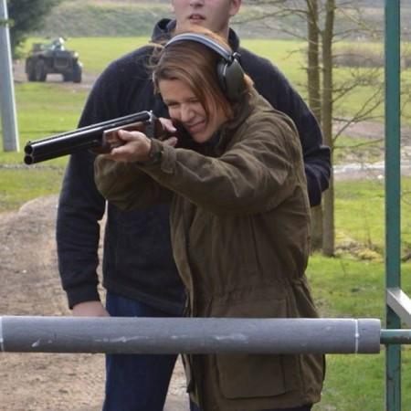 Clay Pigeon Shooting Rugby, Warwickshire