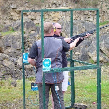 Clay Pigeon Shooting Ferryhill, County Durham