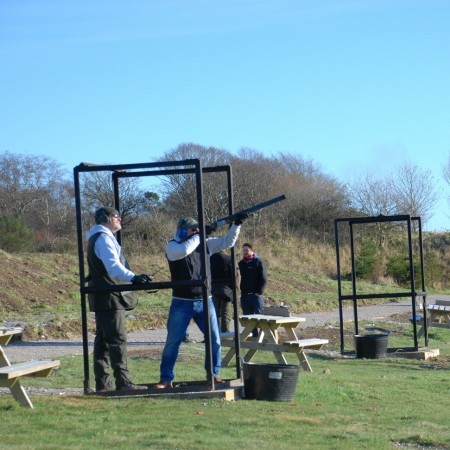 Clay Pigeon Shooting Otley