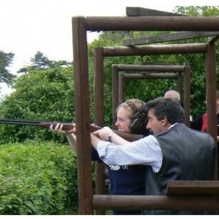 Clay Pigeon Shooting Dover, Kent