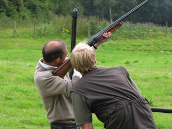 Clay Pigeon Shooting Chester, Cheshire
