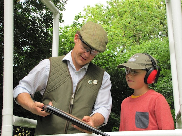 Clay Pigeon Shooting Kelston, Bath