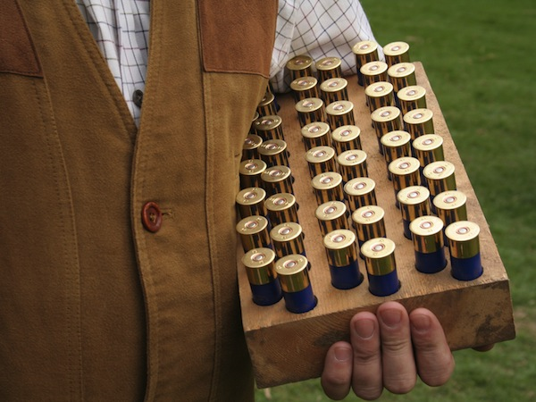 Clay Pigeon Shooting Perth, Perthshire