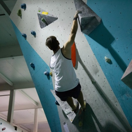 Climbing Works Changing Rooms