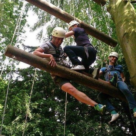 High Ropes Course Harrogate, North Yorkshire