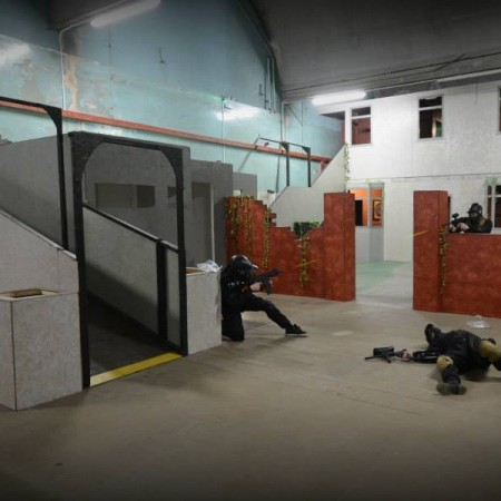 Indoor Paintball Gateshead, Newcastle