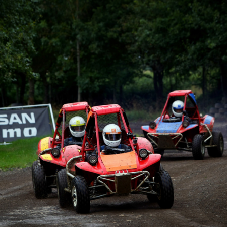 Off Road Karting Bicester, Oxfordshire