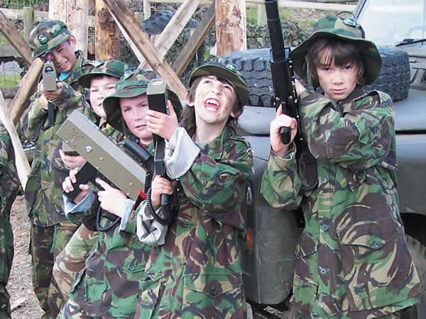 Laser Combat Albourne, West Sussex